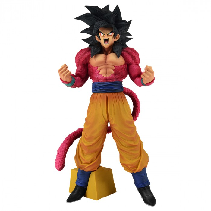 Goku Saiyajin 4 - The Brush - Dragon Ball Gt - Super Master Stars Piece