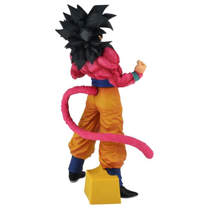 Goku Saiyajin 4 - The Brush - Dragon Ball Gt - Super Master Stars Piece