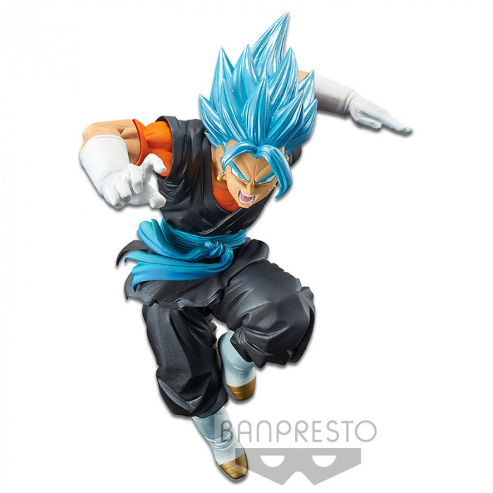 Vegetto Super Sayajun Blue Transcendent Art - Dragon Ball Heroes - Banpresto