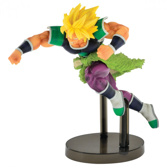 Broly Super Sayajin Z Battle Dragon Ball Super - Banpresto