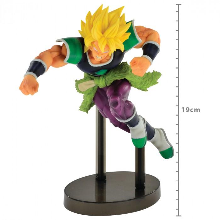 Broly Super Sayajin Z Battle Dragon Ball Super - Banpresto