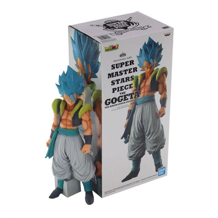 Gogeta Super Saiyan Blue Dragon Ball Super - Master Stars Piex - Banpresto