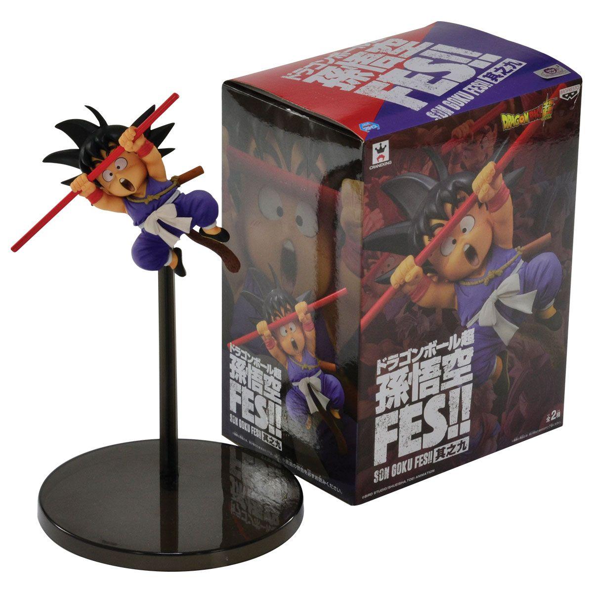 Son Goku Dragon Ball Super Son Goku Fes - Banpresto