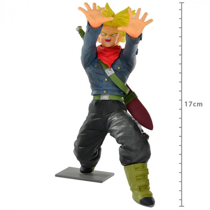 Trunks Super Sayajin Galick Gun - Dragon Ball Super - Banpresto