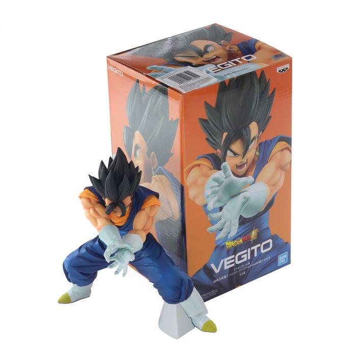Vegetto Final Kamehameha Dragon Ball Super - Bandai Banpresto