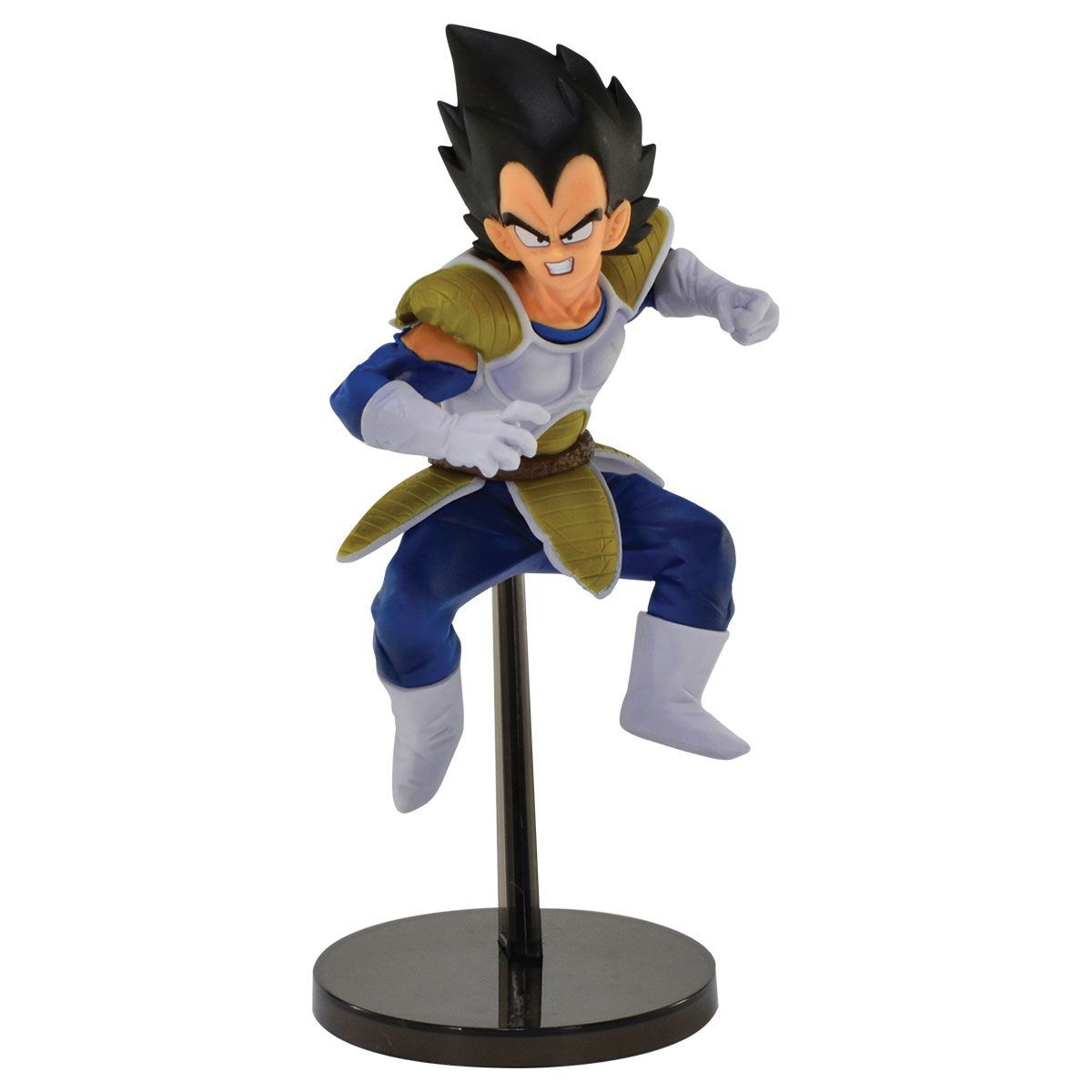 Vegeta Vol6 World Colosseum 2 - Dragon Ball Z - Banpresto