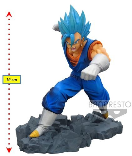 God Vegetto Super Saiyan Dokkan Battle Collab Dragon Ball Z - Banpresto