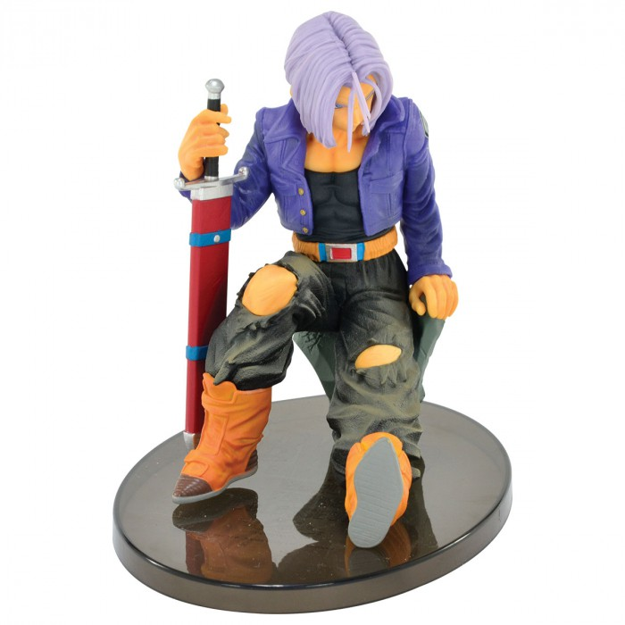 Trunks Dragon Ball Z - World Figure Colosseum 2 - Banpresto