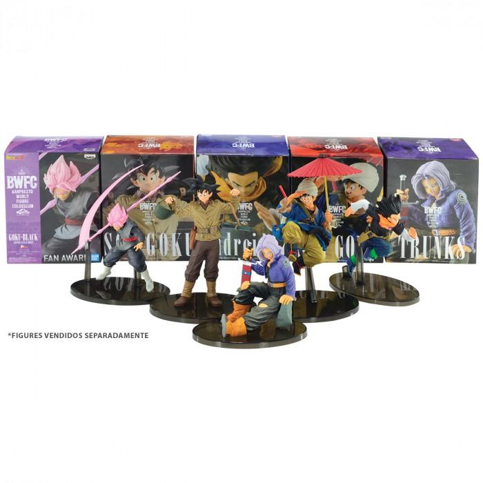 Trunks Dragon Ball Z - World Figure Colosseum 2 - Banpresto