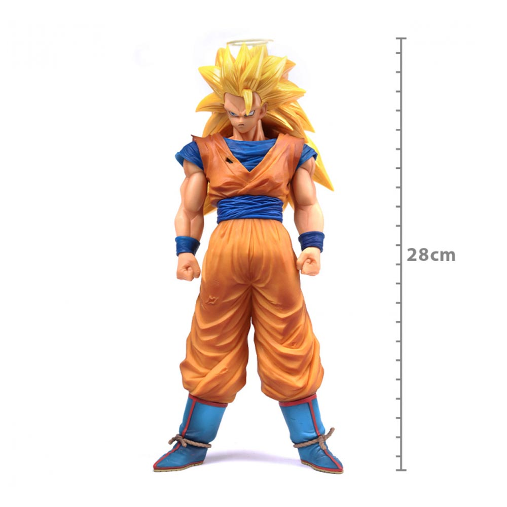Goku Super Sayajin 3 Grandista Nero Dragon Ball Z - Bandai Banpresto
