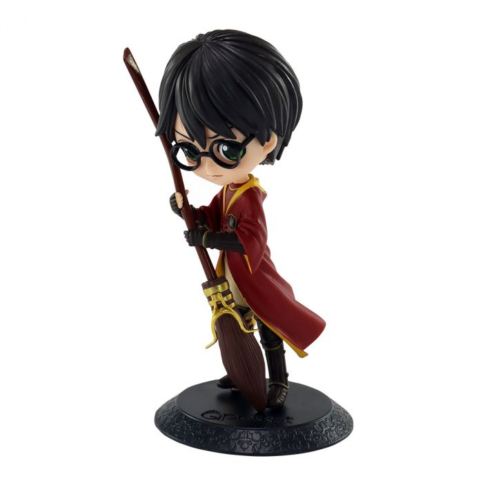 Harry Potter Q Posket Quidditch Style - Banpresto