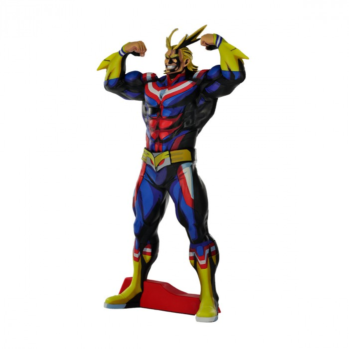 All Might Manga Dimension Grandista My Hero Academia - Banpresto
