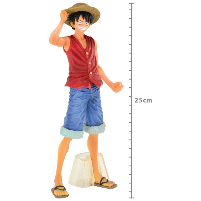 Luffy Monkey D 20TH History Masterlise - One Piece - Banpresto
