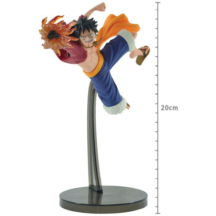 Luffy The Monkey D - One Piece Gxmateria - Banpresto