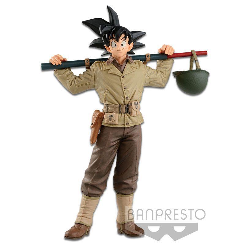 Son Goku Dragon Ball Z  - Banpresto World Colosseum 2