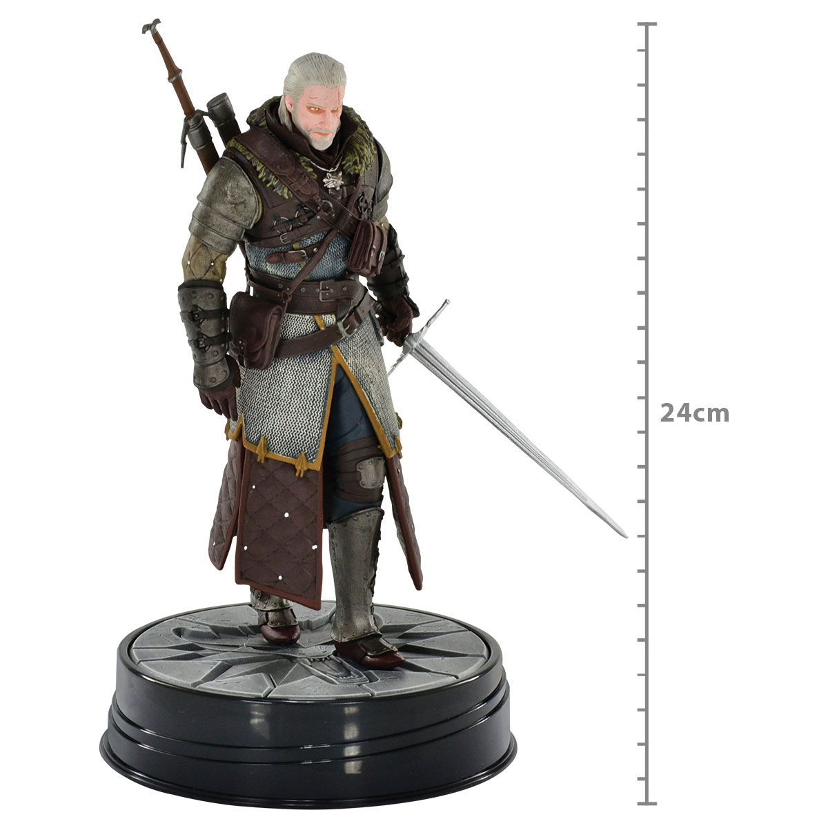 Geralt GrandMaster - The Witcher 3 - Dark Horse Deluxe