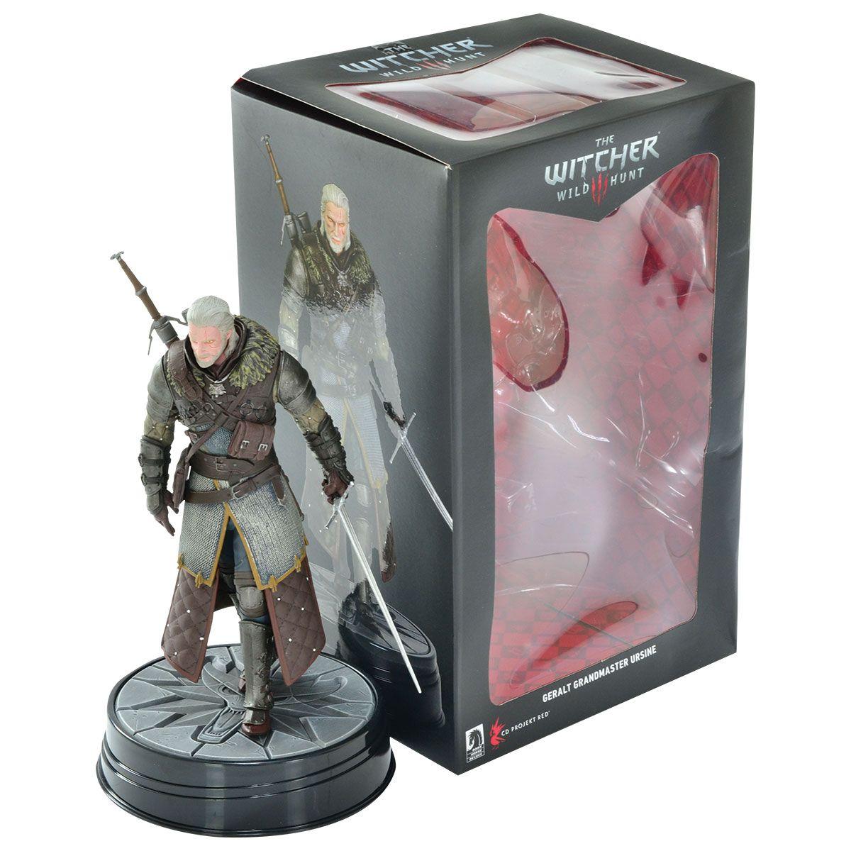 Geralt GrandMaster - The Witcher 3 - Dark Horse Deluxe