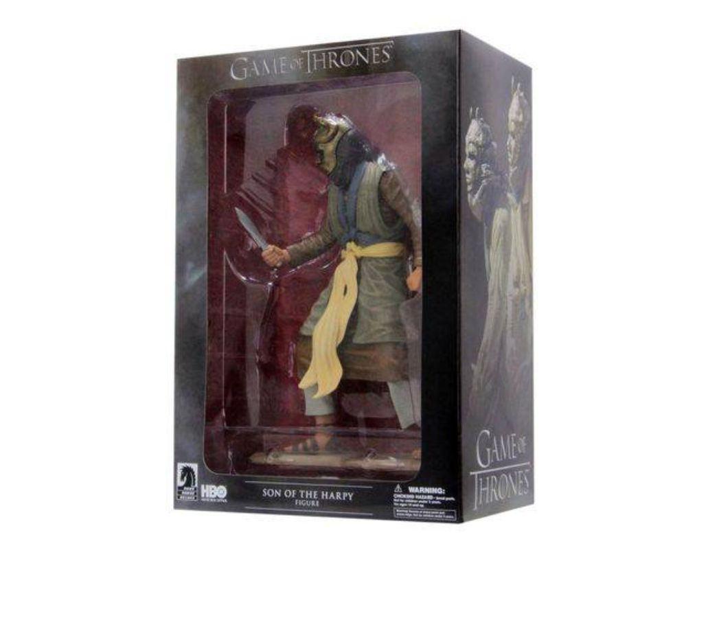 Filhos da Harpia - Game of Thrones - Dark Horse Deluxe