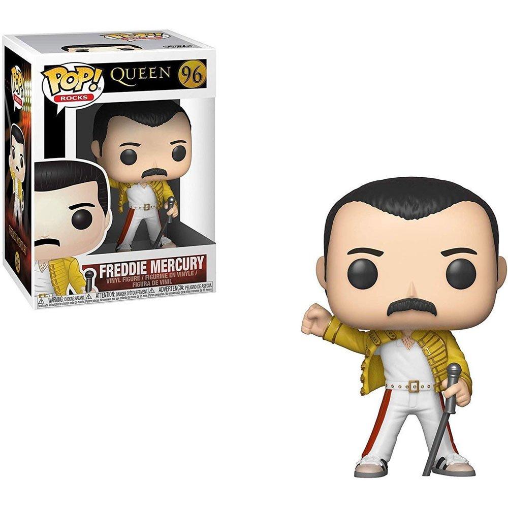 Freddie Mercury Funko Pop Queen 96 - Wembley 1986-96