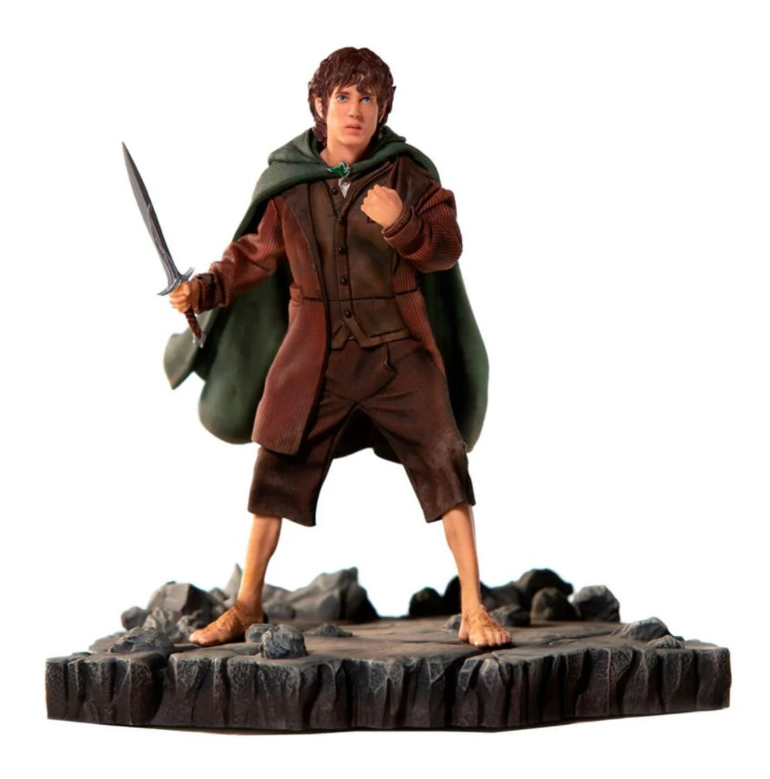 Frodo Baggins 1/10 BDS - Lord of the Rings - Iron Studios
