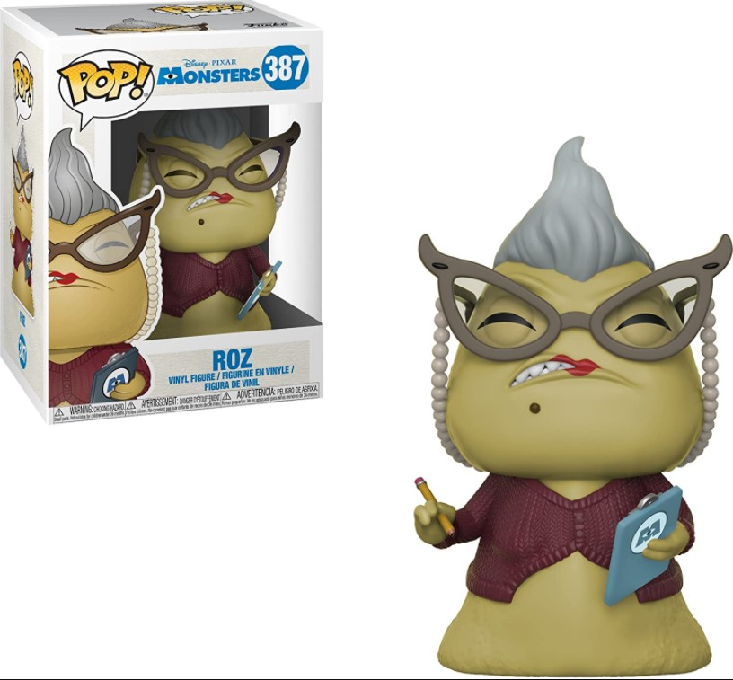 Funko Pop Disney Monster Inc Roz 387