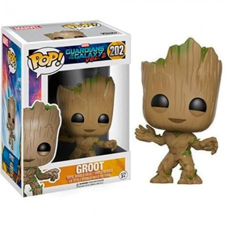 Groot 202 Funko Pop - Marvel Guardians of The Galaxy 2