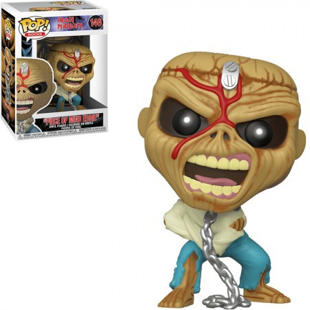 Eddie 146 Funko Pop Piece of Mind - Rocks Iron Maiden