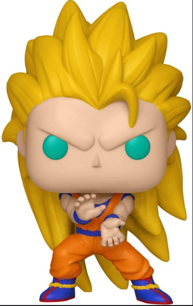 Goku Super Saiyan 3 Funko Pop 492 - Dragon Ball Z