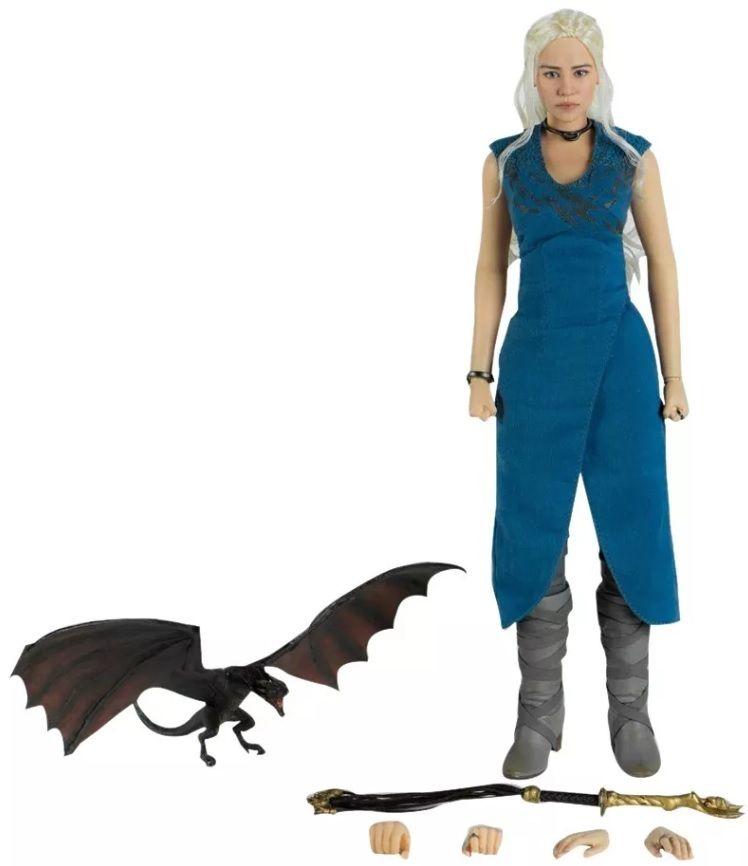 Game Of Thrones Daenerys Targaryen 1/6 - Threezero