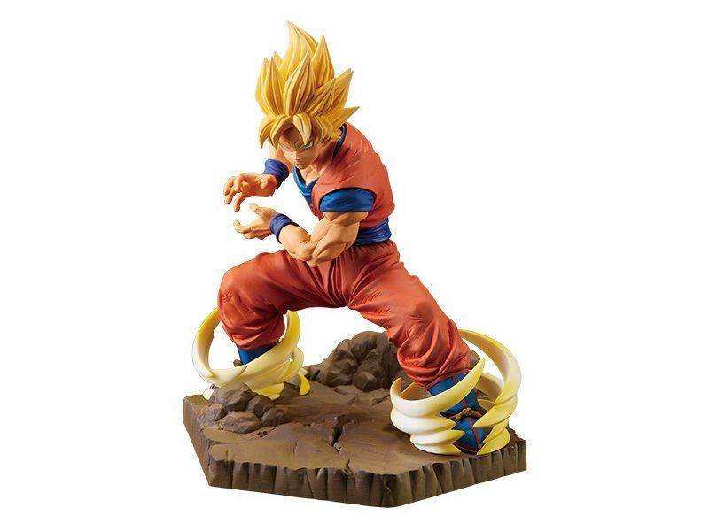 Goku Absolute Perfection - Dragon Ball Z - Bandai Banpresto