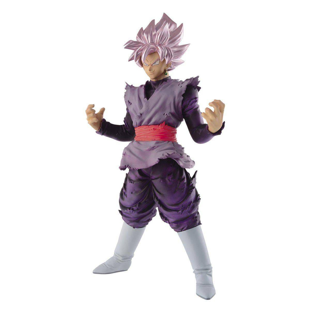 GOKU BLACK ROSE - DRAGON BALL SUPER - BANPRESTO