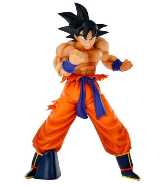 Goku Maximatic Dragon Ball Z - Bandai Banpresto