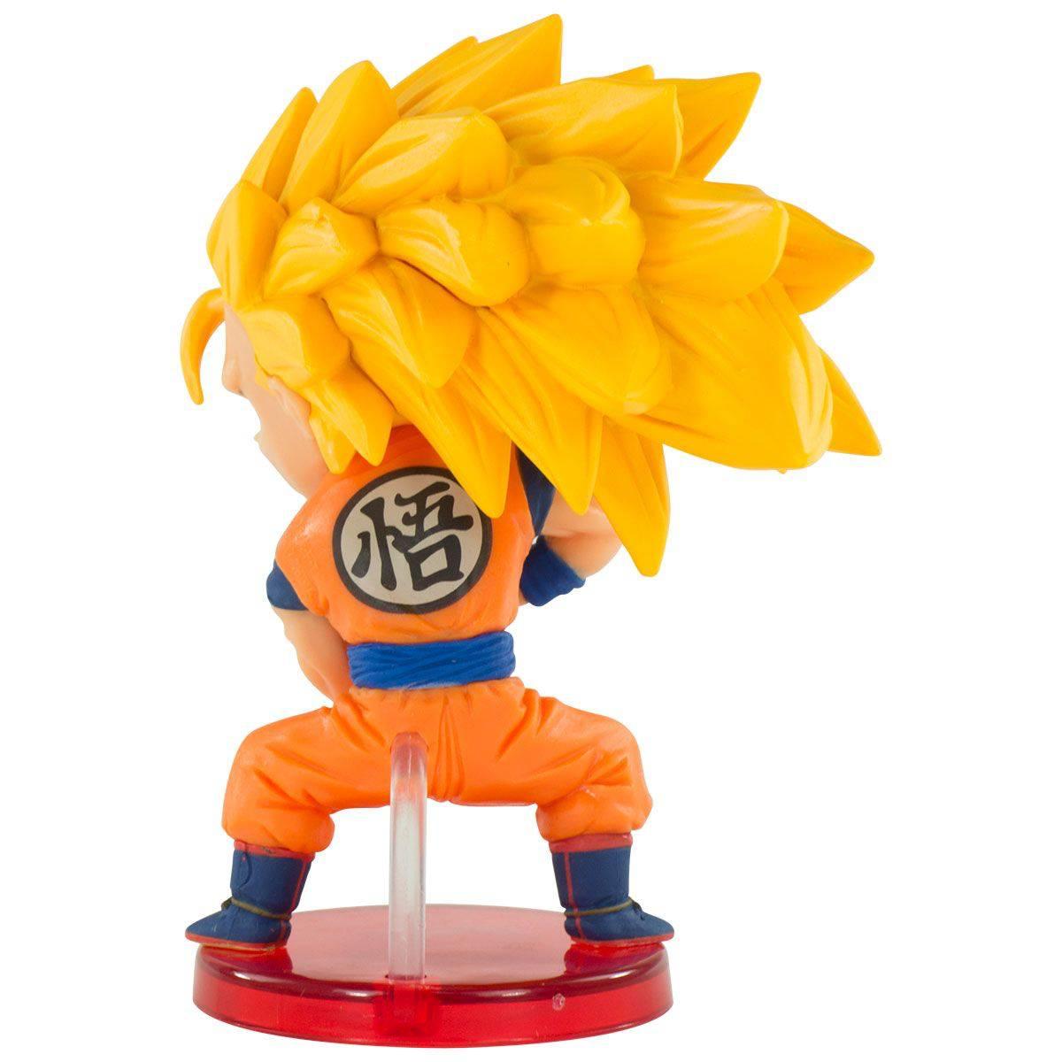Goku Saiyajin 3 WCF Kamehameha Dragon Ball - Bandai Banpresto