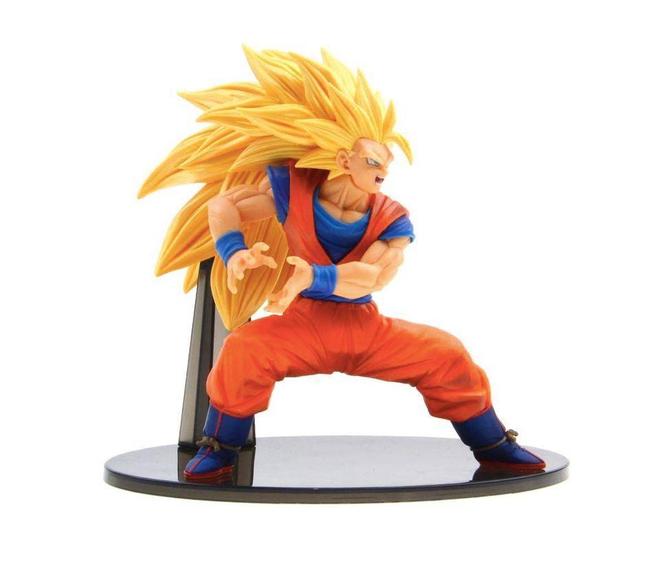 Son Goku Fess Super Saiyan 3 - Bandai Banpresto - Vol.3