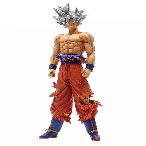 Goku Ultra Instinto Superior - Bandai Banpresto - Dragon Ball Super Grandista
