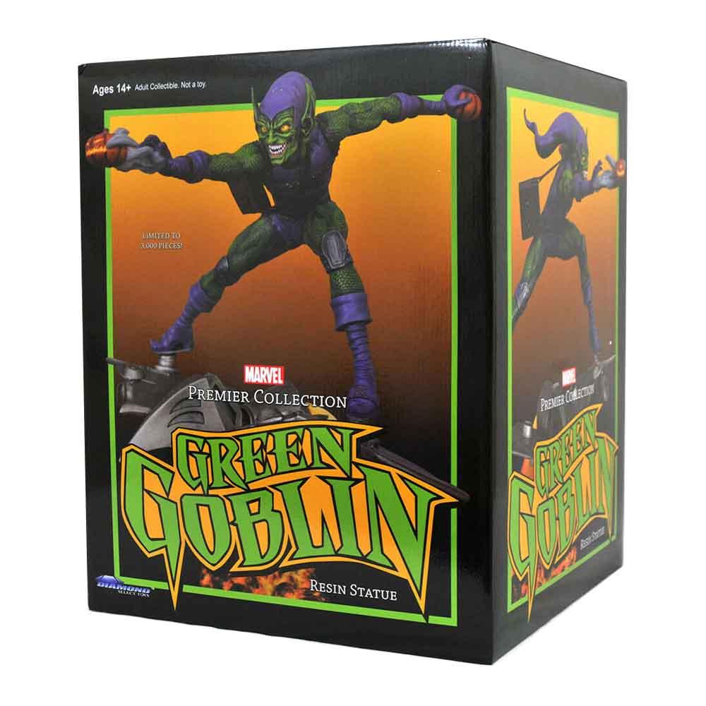 Green Goblin Statue Diamond Select - Marvel Premier Collection