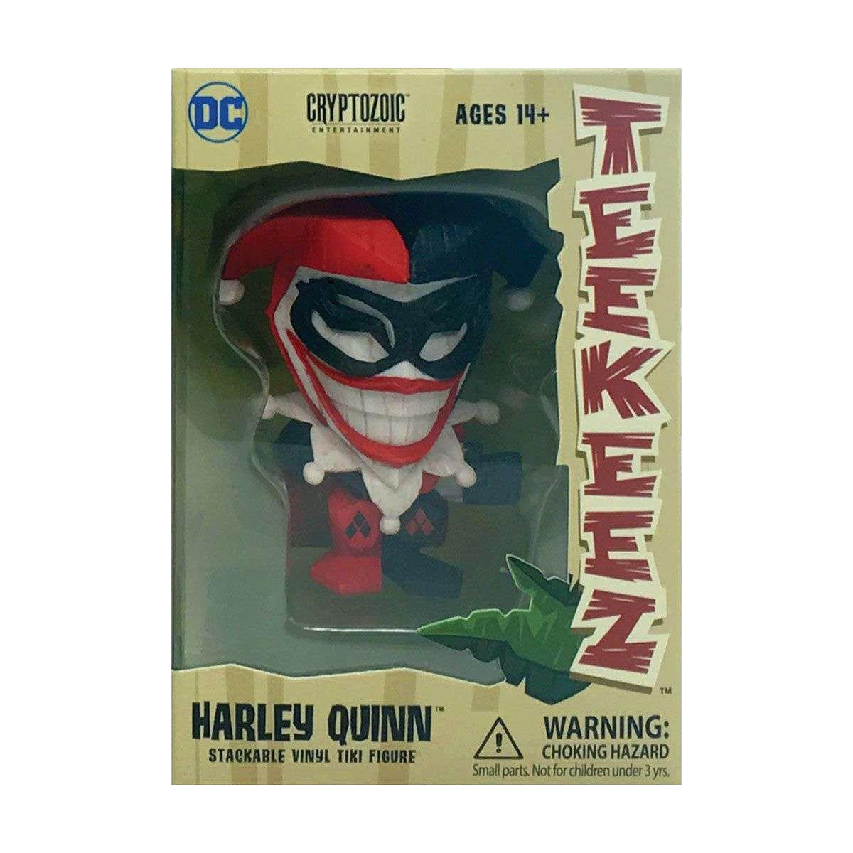 HARLEY QUINN TEEKEEZ DC COMICS - CRYPTOZOIC