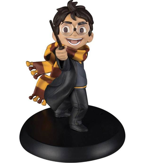 HARRY POTTER FIRST SPELL Q-FIG - Quantum Mechanix