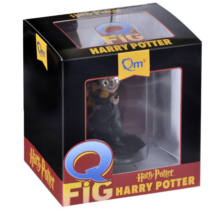 HARRY POTTER FIRST SPELL Q-FIG - Quantum Mechanix