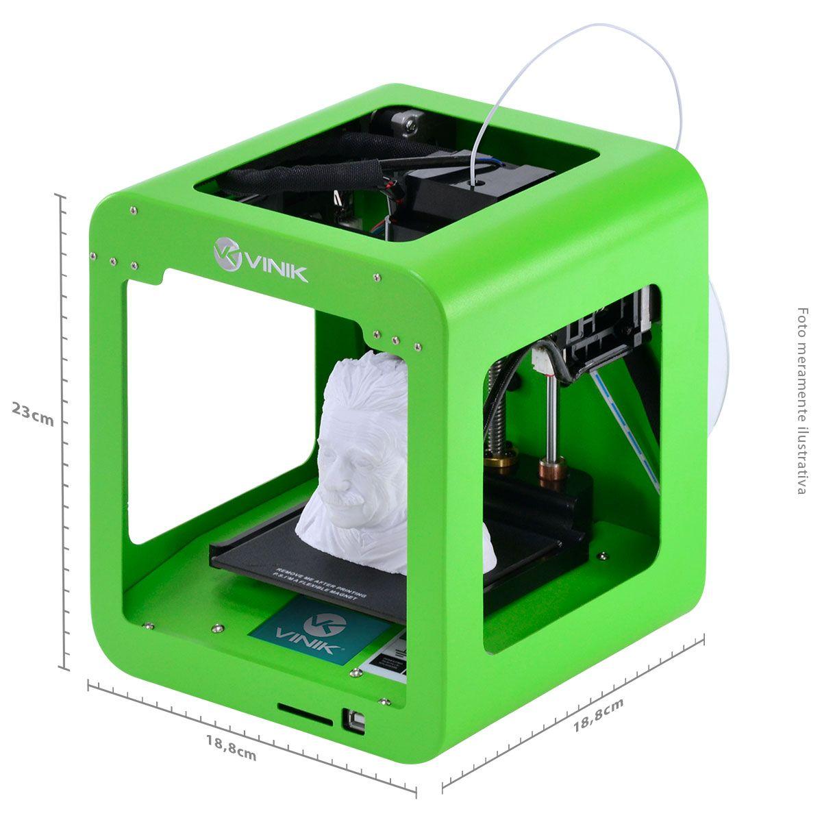 Impressora 3D Creati.V - VINIK