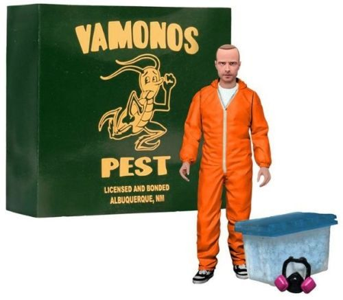 Jesse Pinkman Breaking Bad - Mezco - Vamonos Pest