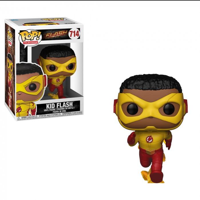 Kid Flash - The Flash - Funko Pop