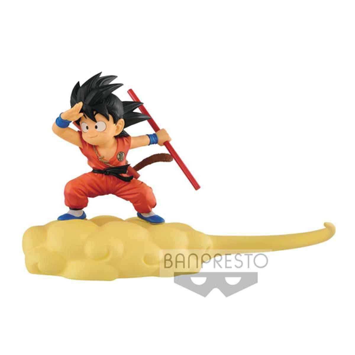 KID GOKU NUVEM VOADORA - DRAGON BALL - BANPRESTO