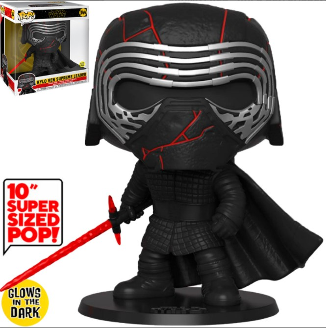 Kylo Ren Supreme Leader - Star Wars - Funko Pop