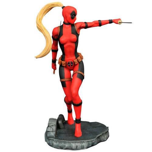 Lady Deadpool - Diamond Select Marvel Gallery