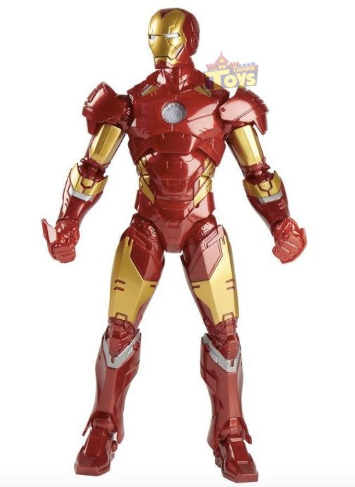 Pré-Venda Legend Series Figura Iron Man Hasbro B7434