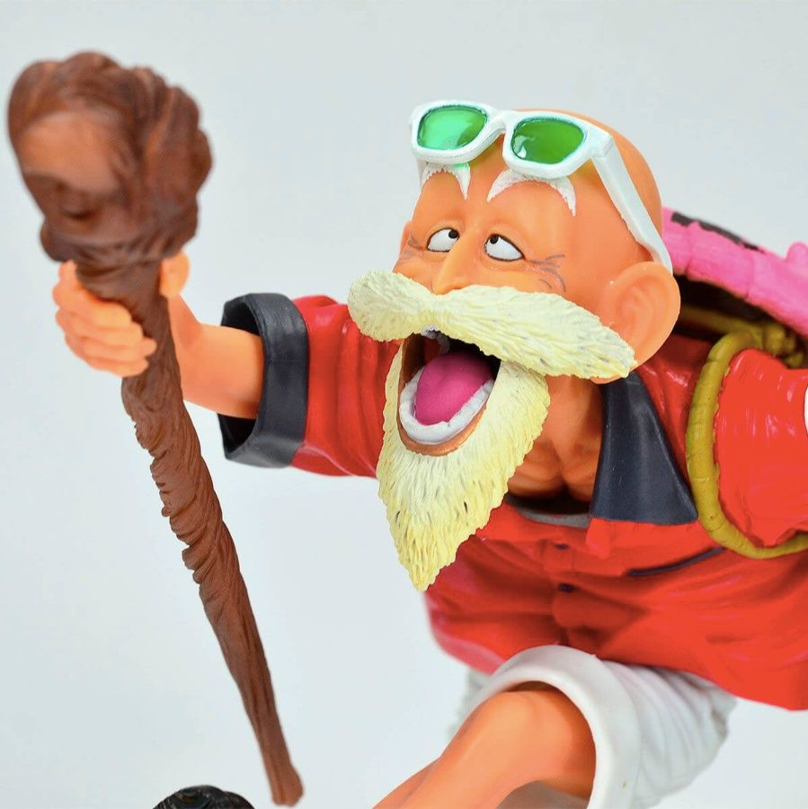 Mestre Kame Master Roshi Tropical Color - Dragon Ball Z - Bandai Banpresto