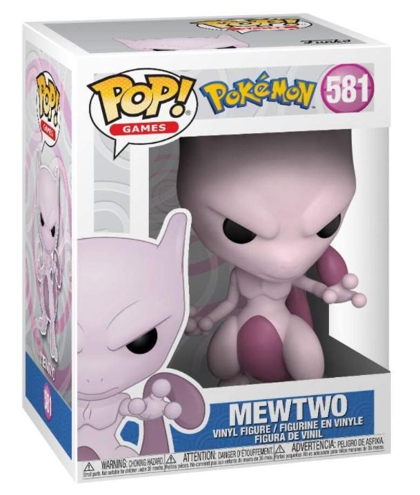 Mewtwo - Pokémon - Funko Pop