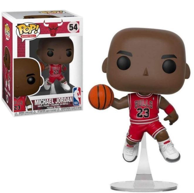 Michael Jordan - Chicago Bulls - Funko Pop