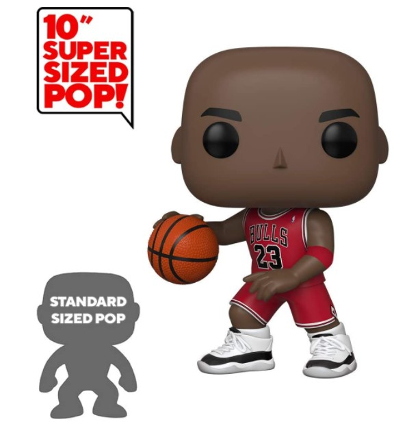 Michael Jordan - NBA - Funko Pop!